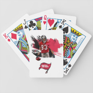 Vincent Jackson Playing Cards
