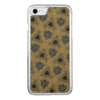 Vincent pattern no.1 carved iPhone 8/7 case