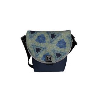 Vincent pattern no.1 messenger bag