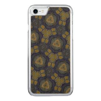 Vincent pattern no. 3 carved iPhone 8/7 case