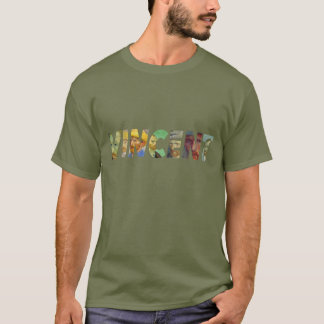 Vincent - Self-Portrait T-Shirt