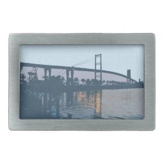 Vincent Thomas Bridge Belt Buckle