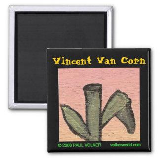 Vincent Van Corn magnet $3.00