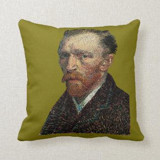 Vincent van Gog Throw Pillow