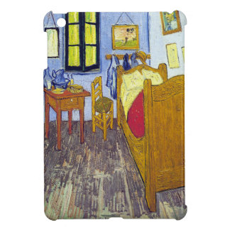 Vincent van Gogh 1888 The Bedroom At Arles iPad Mini Covers