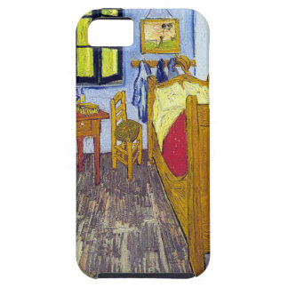 Vincent van Gogh 1888 The Bedroom At Arles iPhone 5 Covers