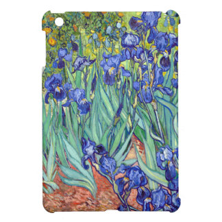 Vincent van Gogh 1889 Irises Case For The iPad Mini