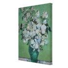 Vincent van Gogh | A Vase of Roses, 1890 Canvas Print