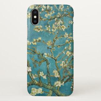 Vincent van Gogh Almond Blossom Fine Art GalleryHD iPhone X Case