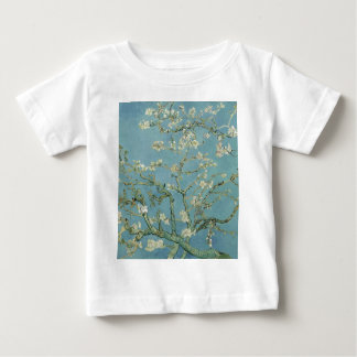 Vincent Van Gogh Almond Blossom Floral Painting Baby T-Shirt