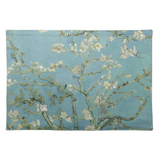Vincent Van Gogh Almond Blossom Floral Painting Placemat