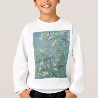 Vincent Van Gogh Almond Blossom Floral Painting Sweatshirt