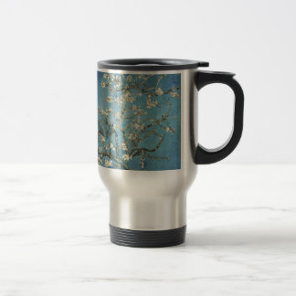 Vincent van Gogh | Almond branches in bloom, 1890 15 Oz Stainless Steel Travel Mug