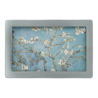 Vincent van Gogh | Almond branches in bloom, 1890 Belt Buckle