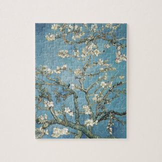 Vincent van Gogh | Almond branches in bloom, 1890 Jigsaw Puzzles