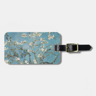 Vincent van Gogh | Almond branches in bloom, 1890 Luggage Tag