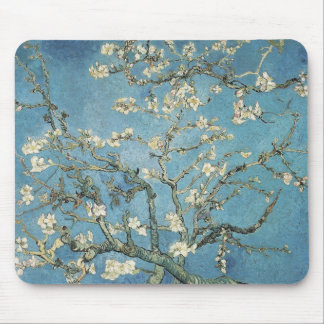 Vincent van Gogh | Almond branches in bloom, 1890 Mouse Pad