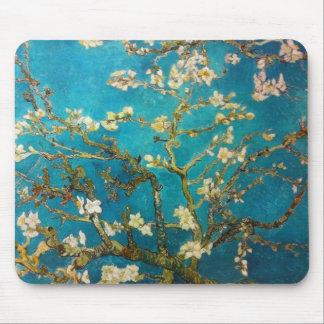 Vincent van Gogh Almond Tree Art Mouse Pad