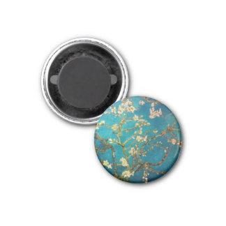 Vincent van Gogh Art 1 Inch Round Magnet
