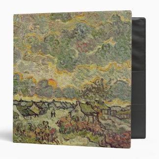Vincent van Gogh | Autumn landscape, 1890 Binders