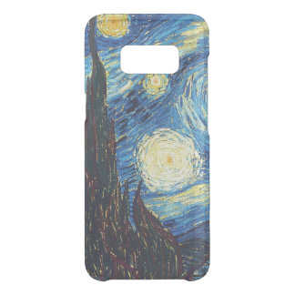 Vincent van Gogh Beautiful The Starry Night Uncommon Samsung Galaxy S8 Case