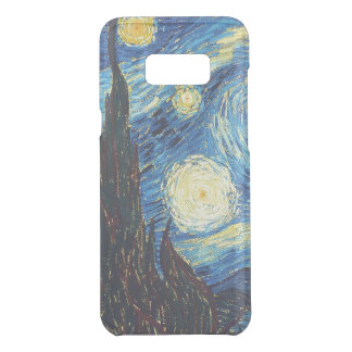 Vincent van Gogh Beautiful The Starry Night Uncommon Samsung Galaxy S8 Plus Case