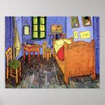 Vincent Van Gogh - Bedroom In Arles Fine Art Poster