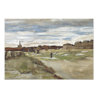 Vincent van Gogh - Bleaching Ground Photo Art