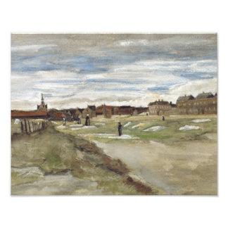 Vincent van Gogh - Bleaching Ground Photo Print