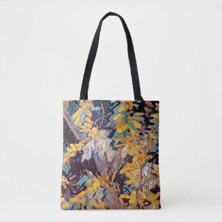 Vincent Van Gogh - Blossoming Acacia Branches Tote Bag