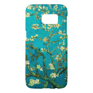 Vincent Van Gogh Blossoming Almond Tree Floral Art Samsung Galaxy S7 Case