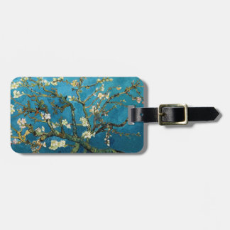 Vincent van Gogh, Blossoming Almond Tree Luggage Tag