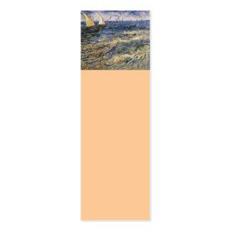 Vincent van Gogh Bookmark Business Cards