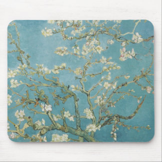 Vincent Van Gogh Branches of Almond Tree Mouse Pad