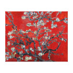 Vincent van Gogh Branches with Almond Blossom Canvas Prints