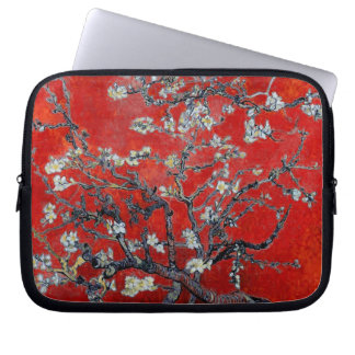 Vincent van Gogh Branches with Almond Blossom Laptop Sleeve