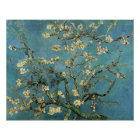 Vincent van Gogh Branches with Almond Blossom Poster