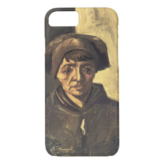 Vincent van Gogh | Bust of a Peasant, 1884 iPhone 7 Case