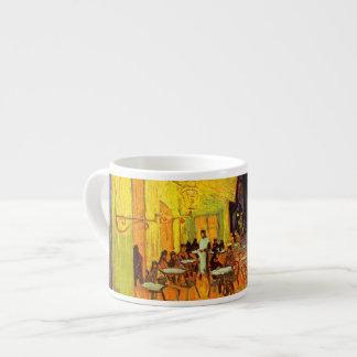 Vincent Van Gogh Cafe Terrace At Night Fine Art Espresso Mug