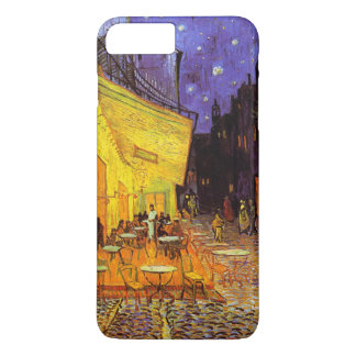 Vincent Van Gogh Cafe Terrace At Night Fine Art iPhone 8 Plus/7 Plus Case