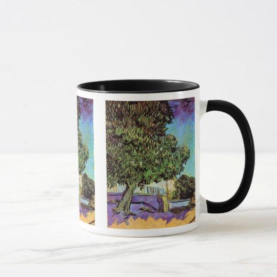 Vincent Van Gogh - Chestnut Tree In Blossom Mug
