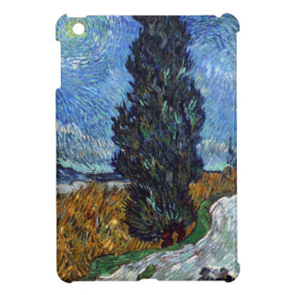 Vincent Van Gogh Country road in Provence by Night Case For The iPad Mini