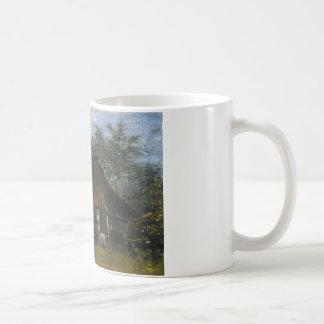 Vincent van Gogh - Farmhouse in Nuenen Coffee Mug