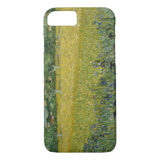 Vincent van Gogh - Field with Flowers Near Arles iPhone 7 Case