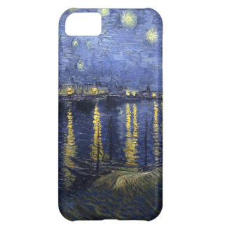 Vincent Van Gogh Fine Art Painting Starry Night -  iPhone 5C Covers