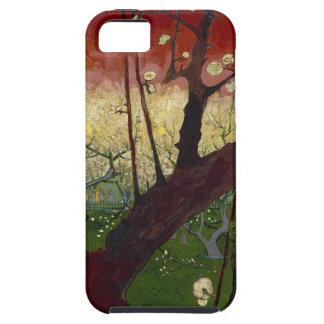 Vincent Van Gogh Flowering Plum Tree Art work iPhone 5 Case