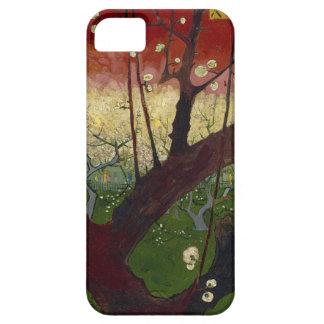 Vincent Van Gogh Flowering Plum Tree Art work iPhone 5 Covers