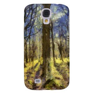 Vincent Van Gogh Forest Art