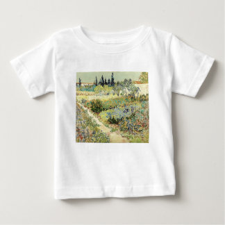Vincent Van Gogh Garden at Arles Baby T-Shirt