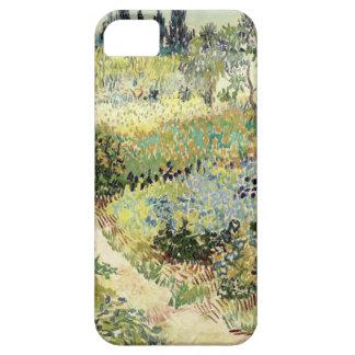 Vincent Van Gogh Garden at Arles iPhone 5 Covers